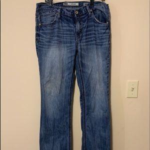 BKE Denim Derek Blue Jeans Men's Size 34L